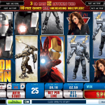 Iron Man 2 Slots Review