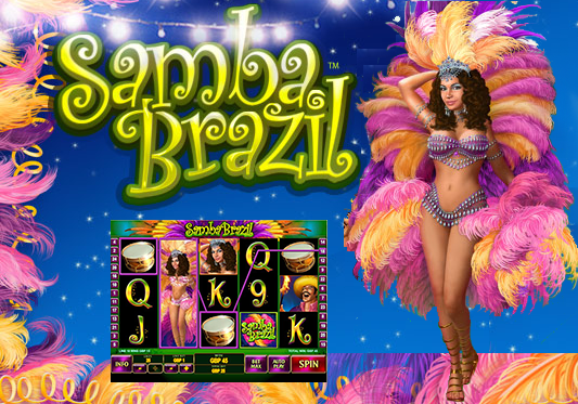 samba brazil screenshot