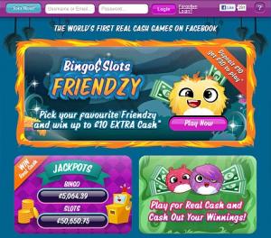 facebook slots bingo