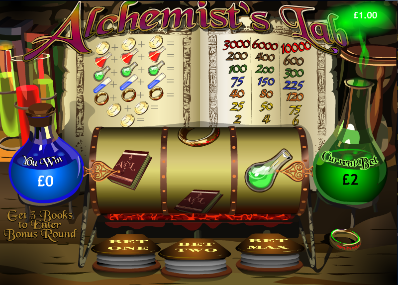 Play Alchemist's Lab Online Slots at Casino.com UK