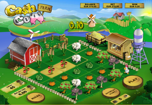 cash cow farm screenshot