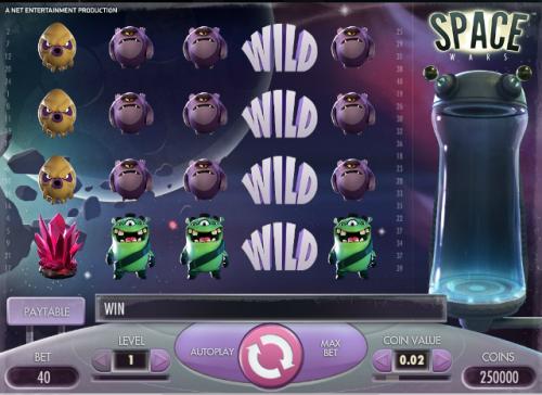 space wars screenshot