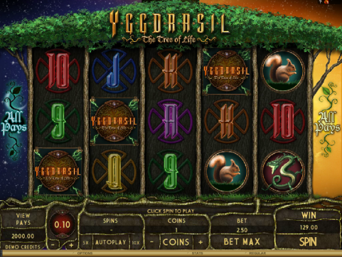 Yggdrasil The Tree of Life Slot Machine Online ᐈ Genesis Gaming™ Casino Slots