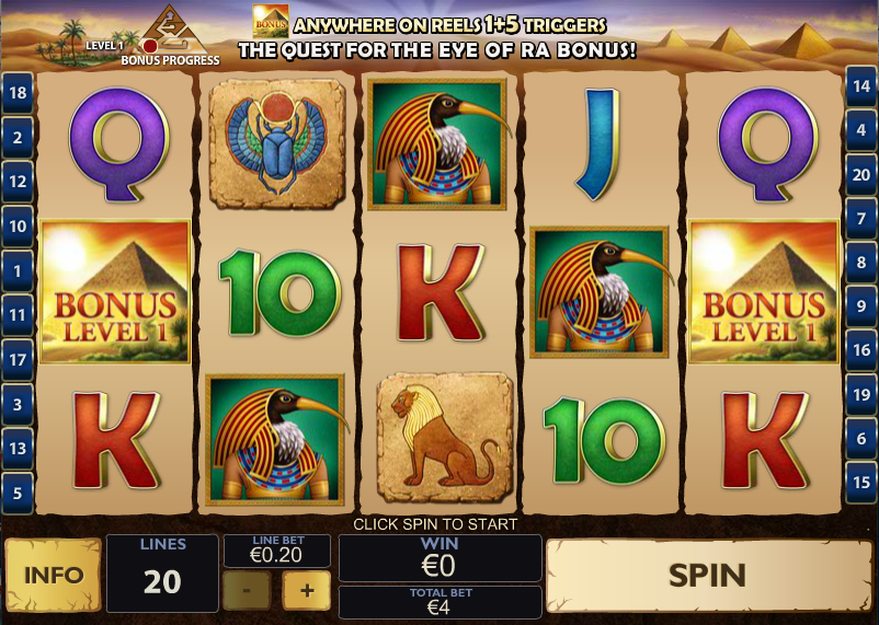 europa casino online ra game