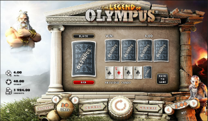olympus gamble