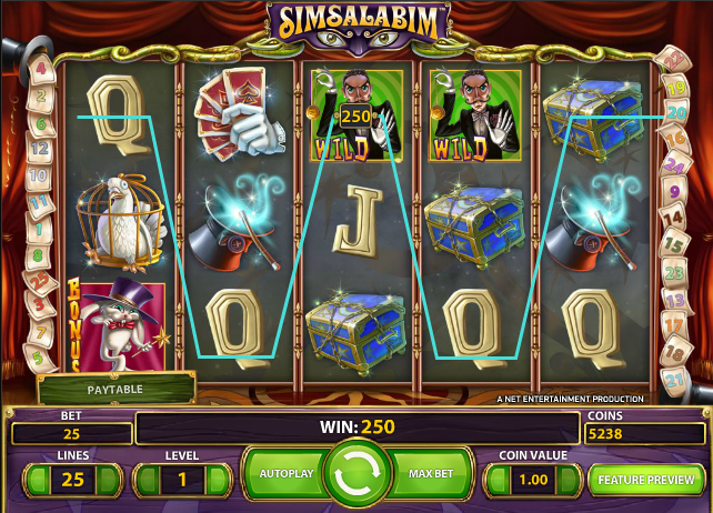simsalabim screenshot