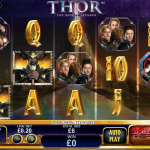 Thor The Mighty Avenger Slots Review