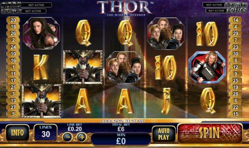 thor the mighty avenger screenshot