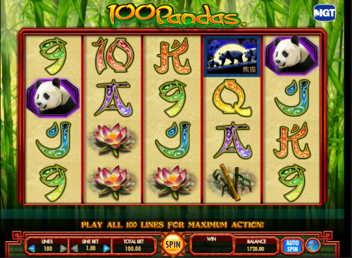 100 Pandas Slots – Read our Review of this IGT Casino Game