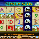 Coyote Moon Slots Review