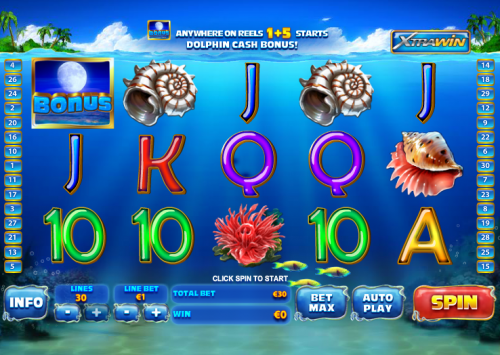 dolphin cash screenshot
