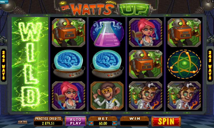 dr watts up slot