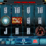 Iron Man 3 Slots Review