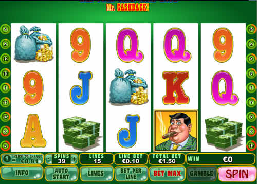 mr cashback screenshot