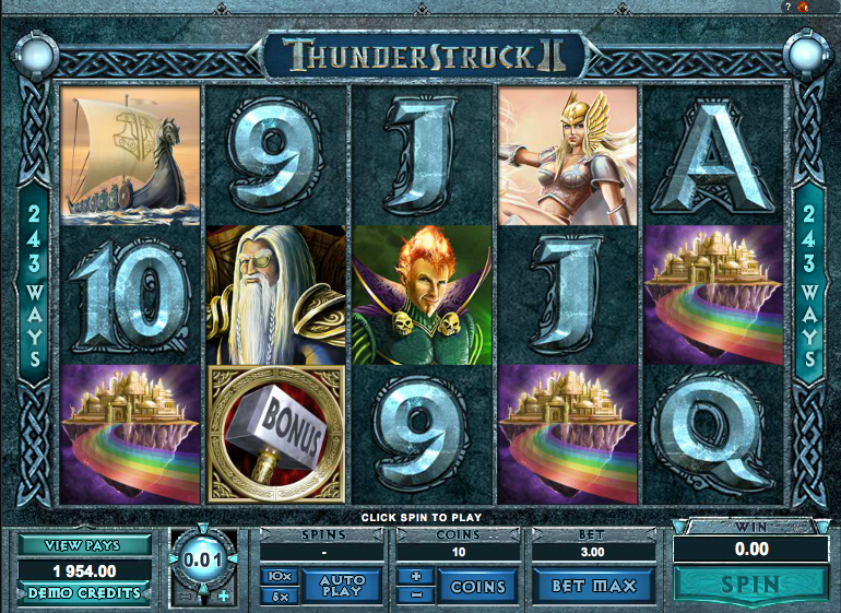 Valkyries of Odin Slot Machine - Play for Free or Real Money