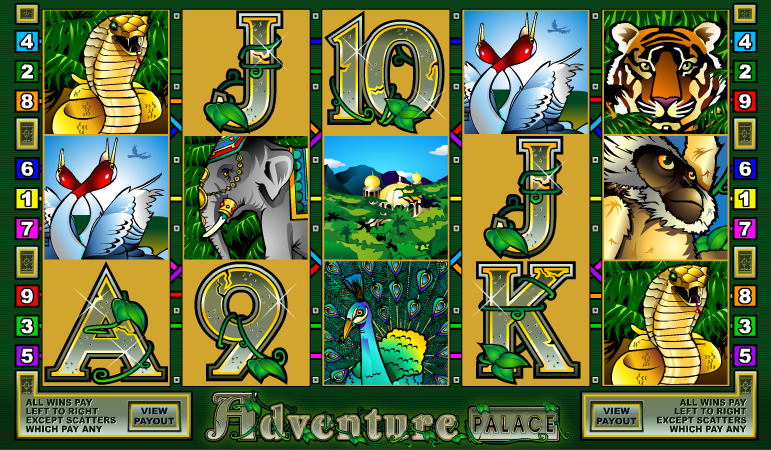 Adventure Palace Online Slot for Real Money - Rizk Casino