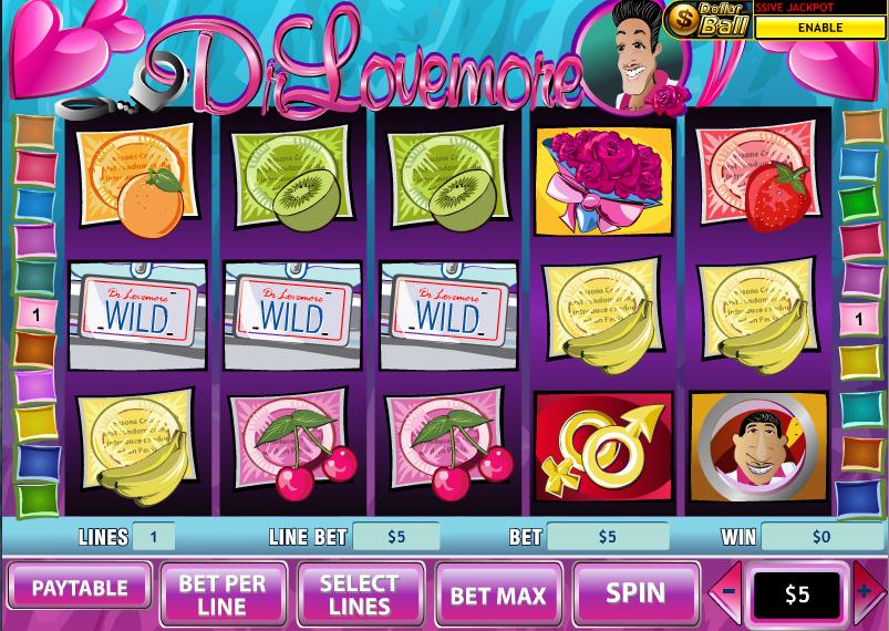 Play Dr Lovemore Online Slots at Casino.com UK