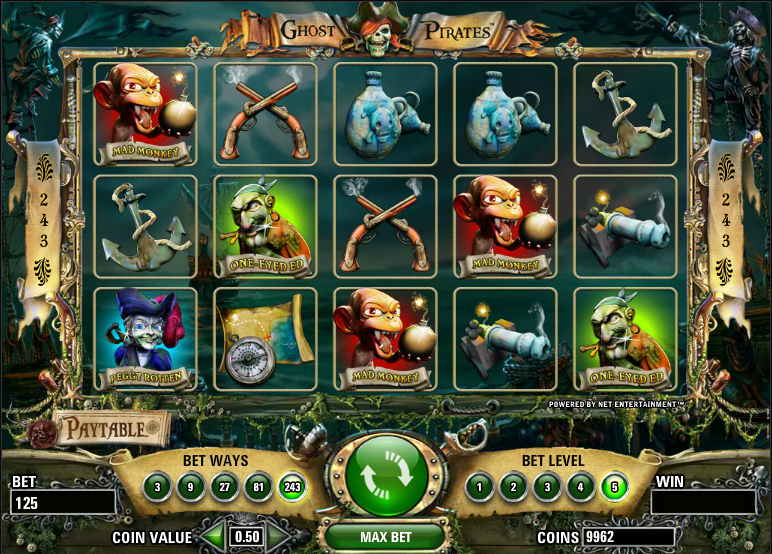 Pirates Slots | Play FREE Pirates-themed Slot Machine Games
