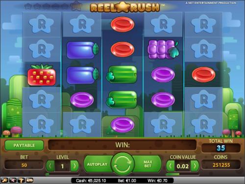 Reel Rush Slots for Real Money - NetEnt Online Slots