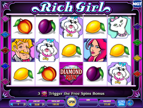 shes a rich girl screenshot