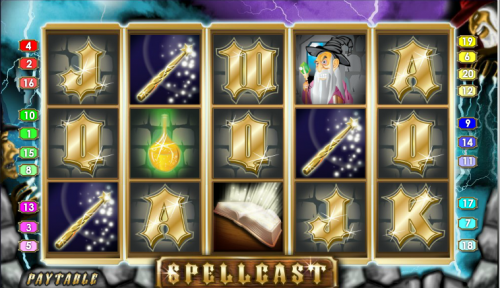 spellcast screenshot