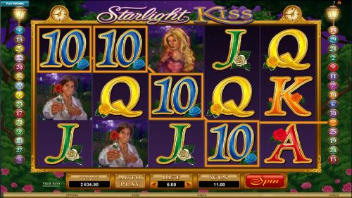 Онлайн игровой автомат KISS — Играйте в бесплатный слот KISS от WMS