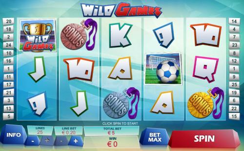 wild games screenshot