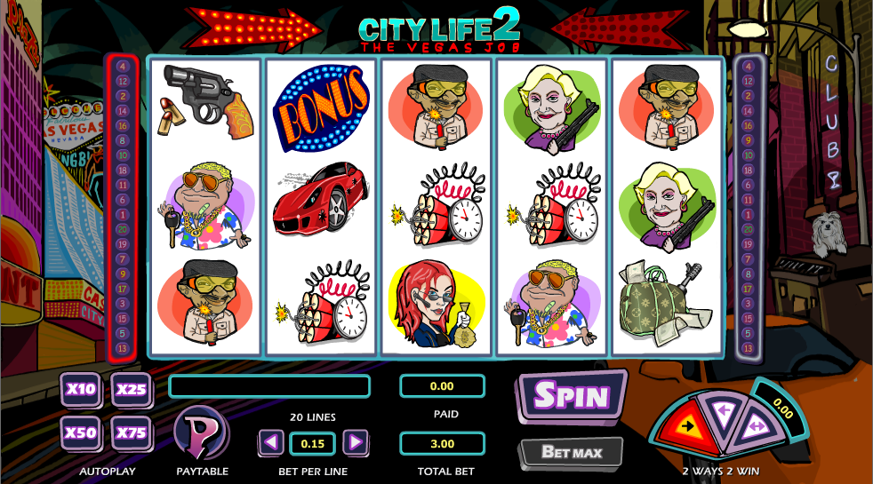 city life 2 slot