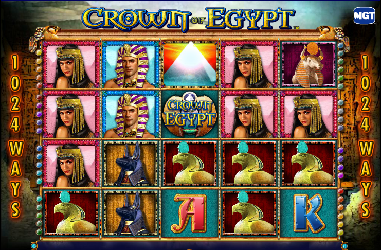 crown of egypt screenshot