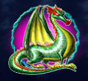 crystal forest dragon