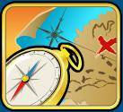 desert treasure map