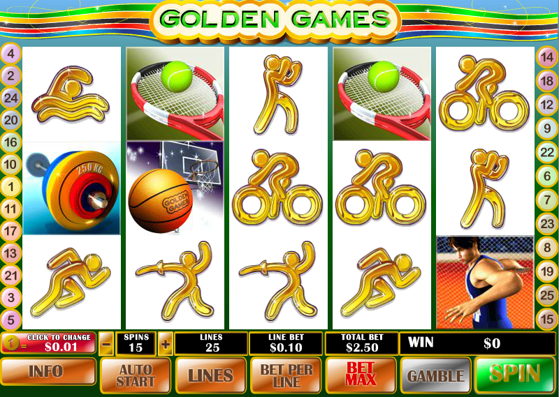 golden online casino game onlin