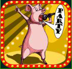 party pigs wild