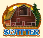 sweet harvest scatter