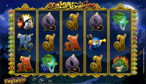 Spiele Tales Of Krakow Slots - Video Slots Online
