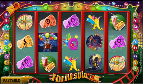 Thrill Spin - Fun and Free Online Slot