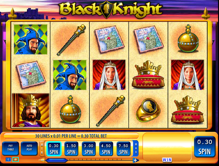 Spiele Black Knight - Video Slots Online