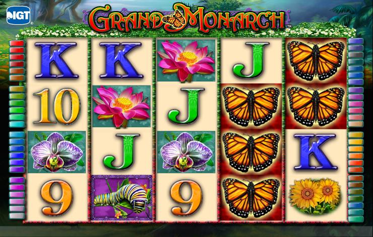 grand monarch info