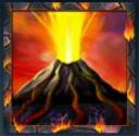 hot hot volcano wild