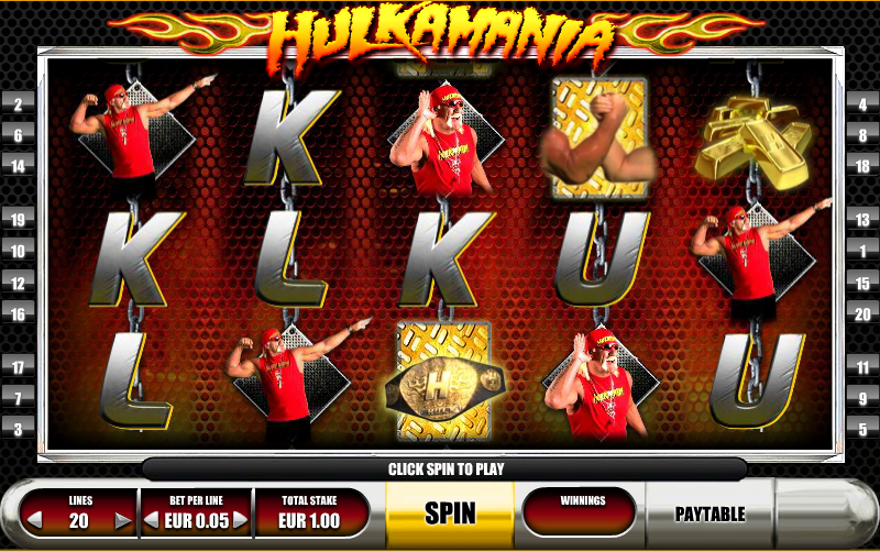 hulkamania screenshot