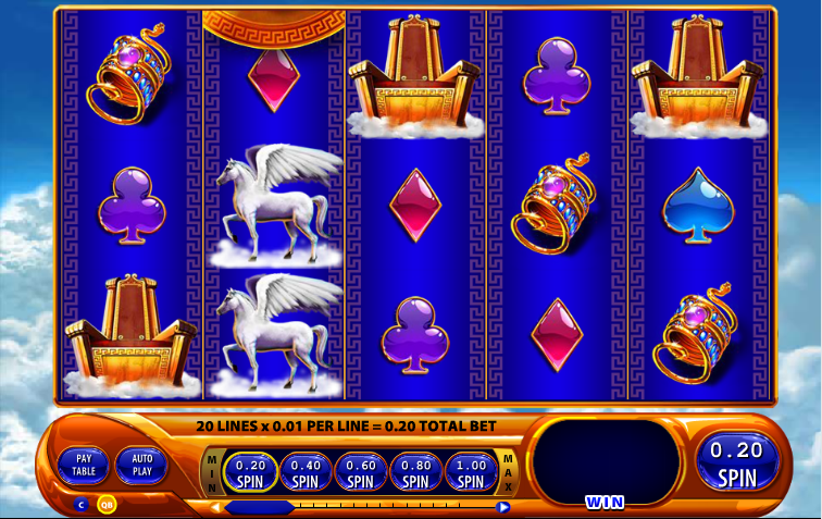 Kronos Slots Free Play & Real Money Casinos
