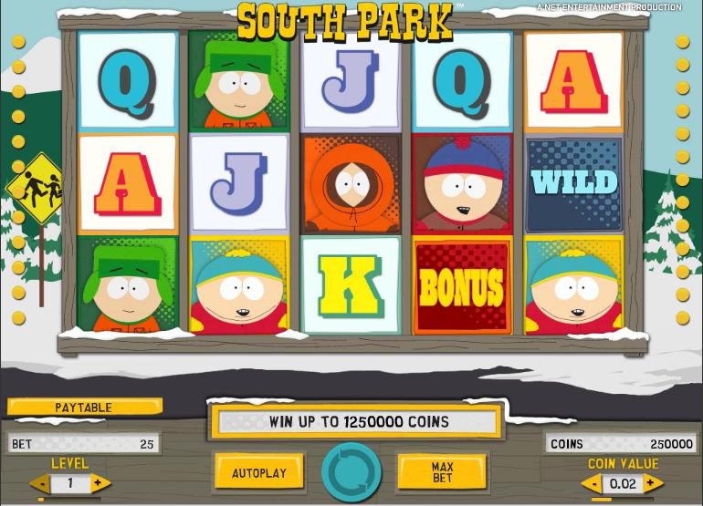 South Park Slots - Free Play & Real Money Casino Slots