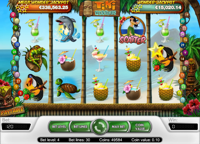 tiki wonders screenshot