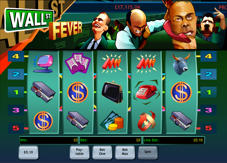 Wall Street Slot - Play the Online Version for Free