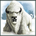 white buffalo buff