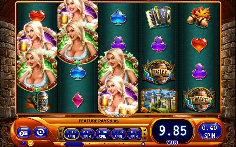 Bier haus slot wins manege bijoux geant casino