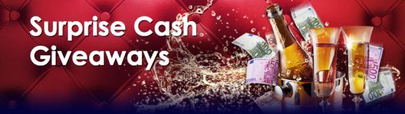 casino euro cash giveaway