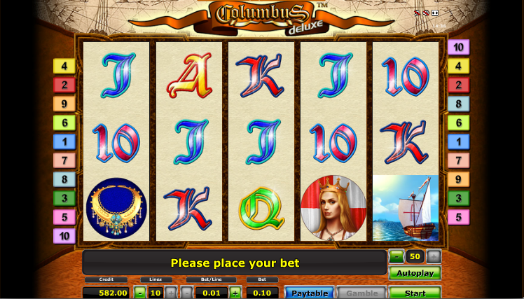 casino reviews online deluxe slot