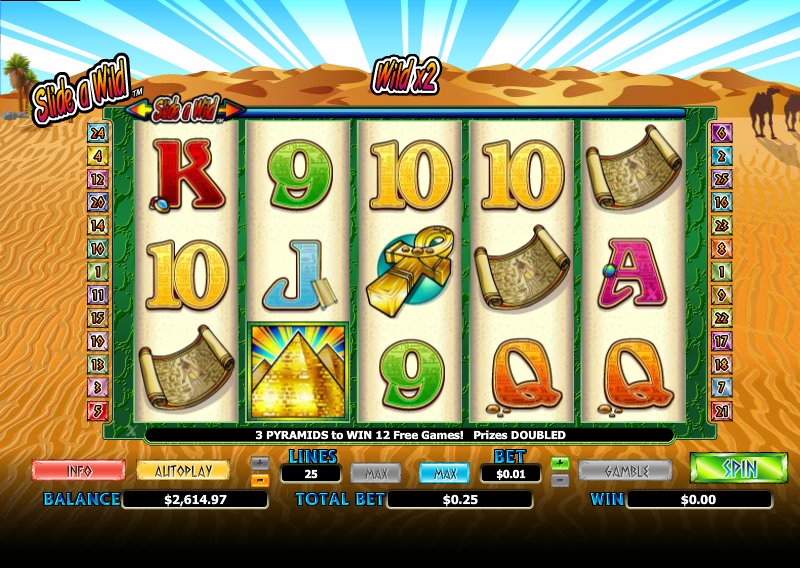 Roman Palace Slot - Play for Free Instantly Online