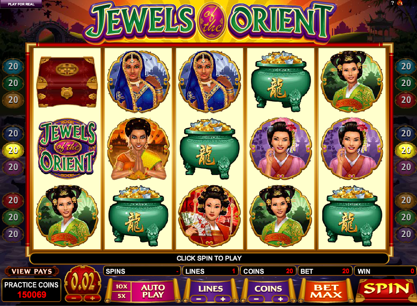 jewels of the orient screenshot